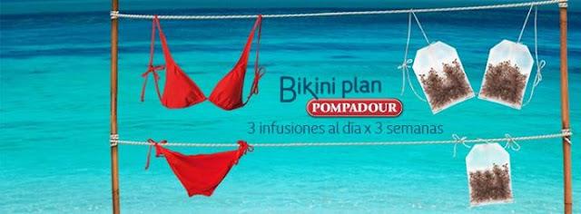 Bikini Plan 2015 de Pompadour