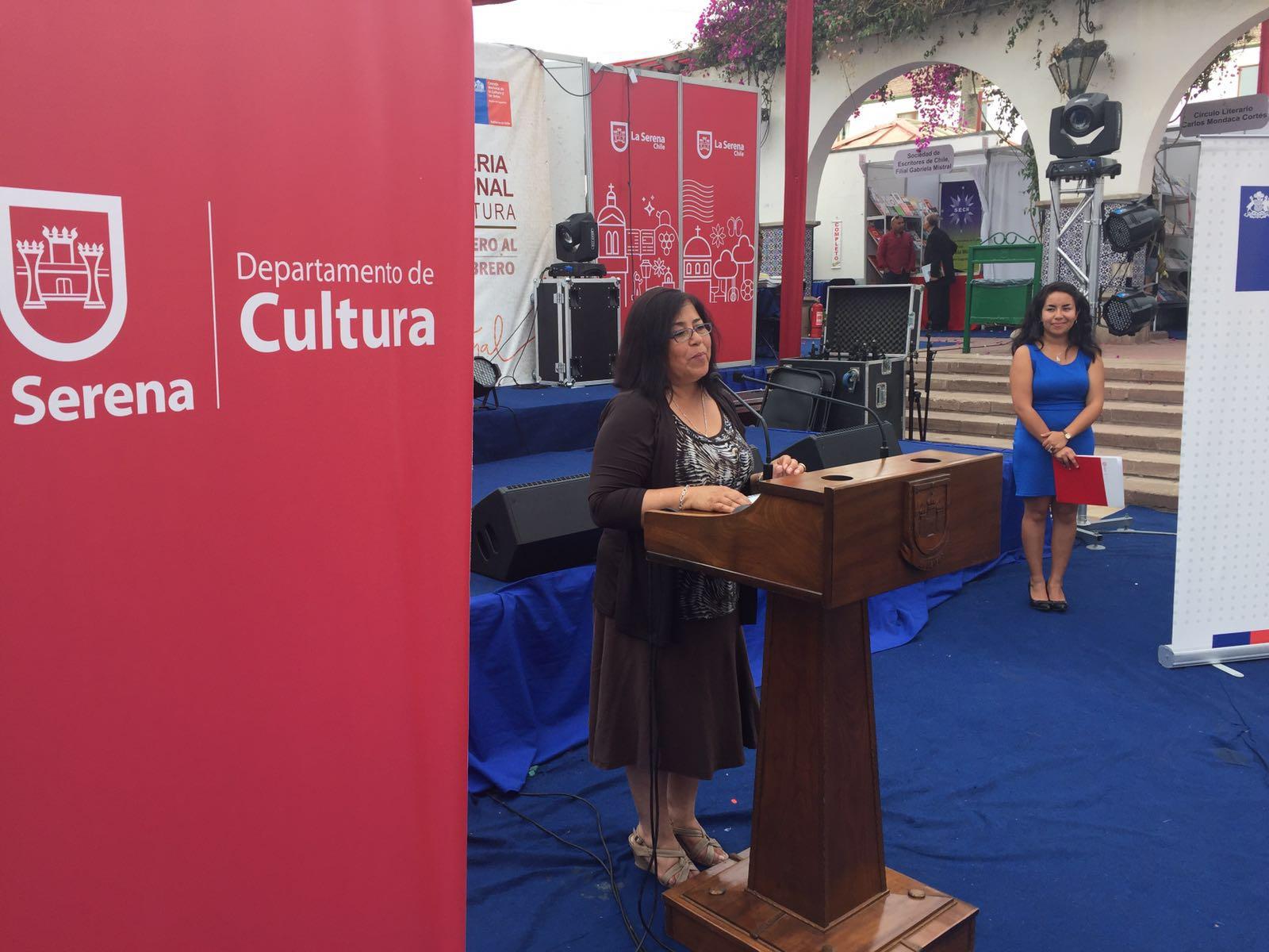 Inauguración Feria Internacional del Libro