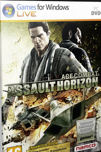 Ace Combat Assault Horizon-Cover