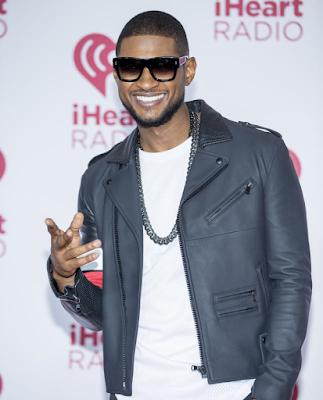 Yuna Rakam Lagu Bersama Bintang R&B, Usher