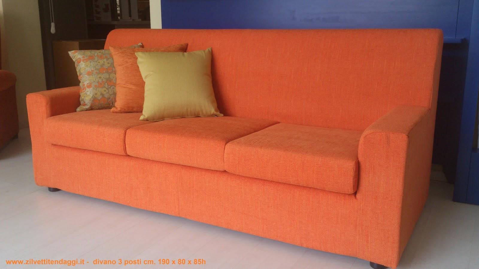 Tende materassi letti poltrone divani zilvetti tendaggi marzo 2013 - Divano letto 160 cm mondo convenienza ...