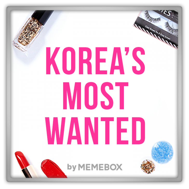 Memebox Superbox 45 Korea's Most Wanted 미미박스 Commercial #