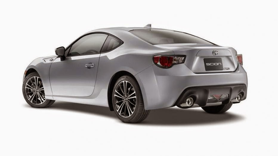 2015 Scion FR-S gets upgraded handling, small price bump