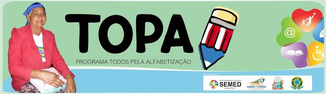 TOPA - Todos Pela Alfabetização