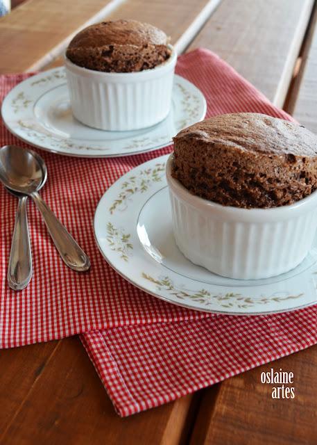 Souffle de Chocolate