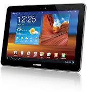 J'ai pu tester un peu plus longuement la tablette de Samsung, soit le Galaxy .