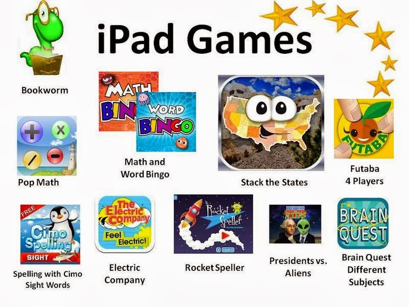 top 5 best free games for ipad