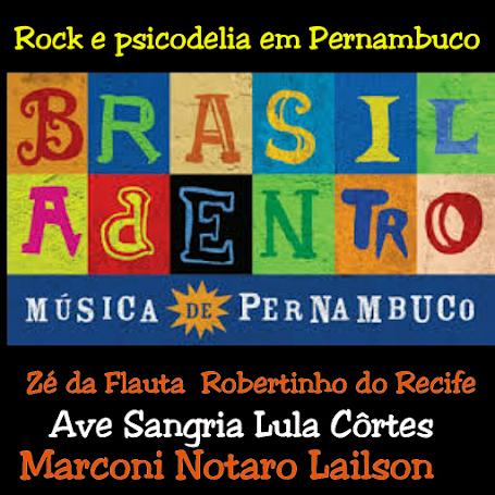 Rock e psicodelia em Pernambuco