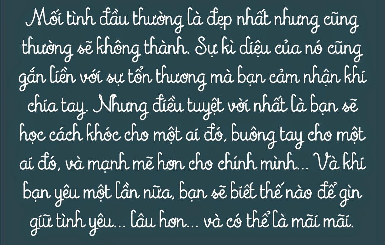 [Script] Tinta Script Việt hóa