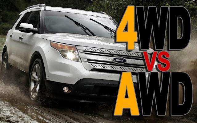 Kelemahan dan Kelebihan Mobil 4WD dan AWD