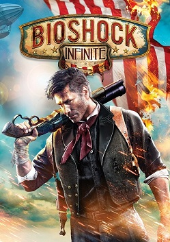 Bioshock Infinite official Cover Art