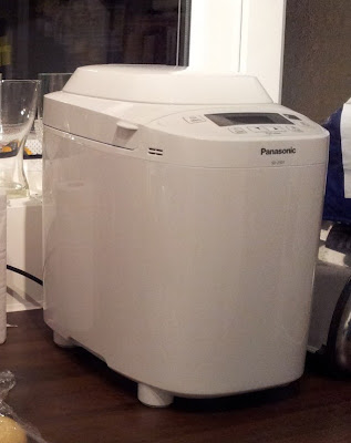 Panasonic bread maker, bread maker
