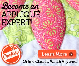 My latest Craftsy class