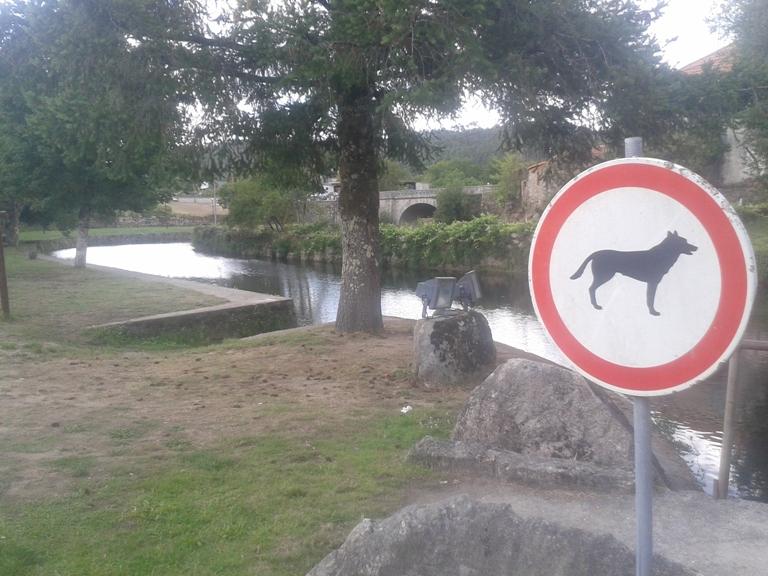 Proibição a Animais de estimação