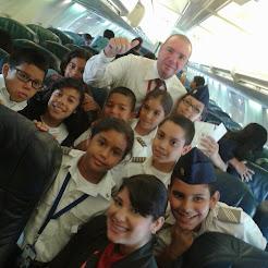 Con la nueva generacion de aviadores