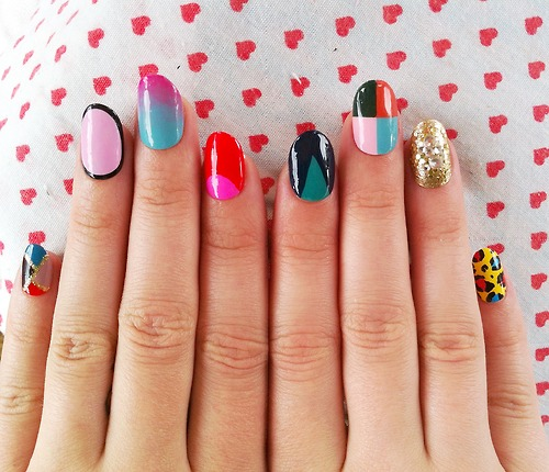 Superb Nails Art Design