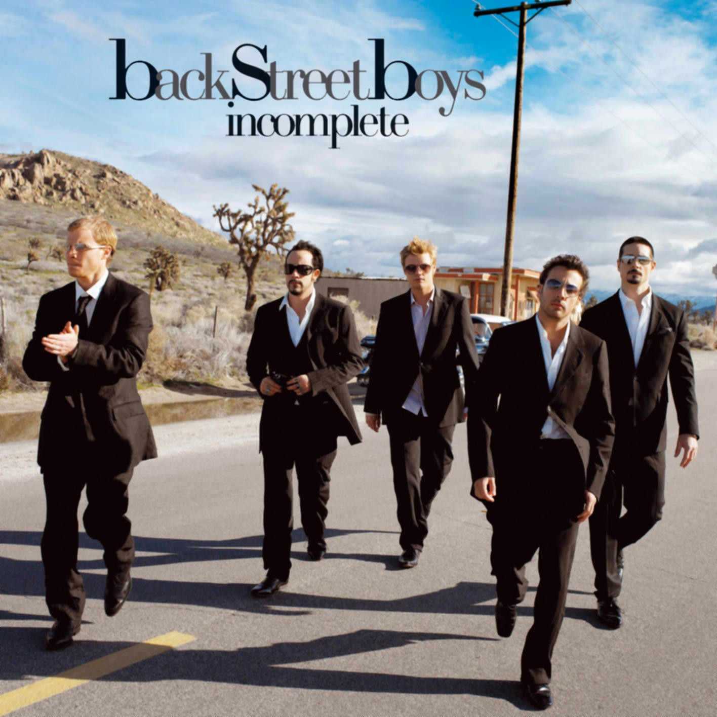 Backstreet Boys - Những Chàng Trai Làm Khuynh Đảo Thế Giới Incomplete