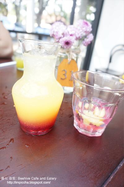 minuman beehive Cafe Bandung