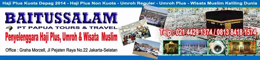 Travel Haji Plus dan Umroh I Biro Penyelenggara  Haji ONH Plus 2012 / 2013 | Paket Umrah Murah 2013