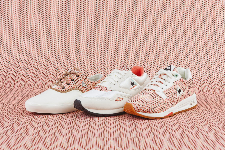 Le Coq Sportif, sportwear, calzado, zapatillas, sport, LCS R900,  LCS R1400, Diamond Jacquard, be divinity, running, runner,