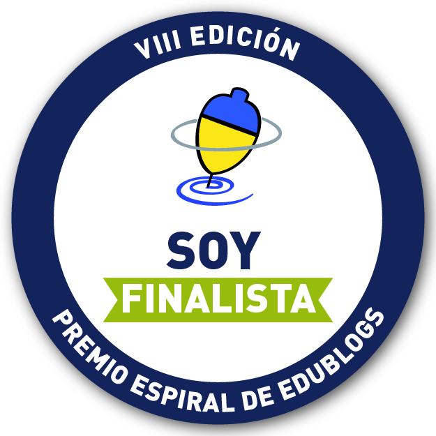 Finalista VIII Premio Edublogs 2014