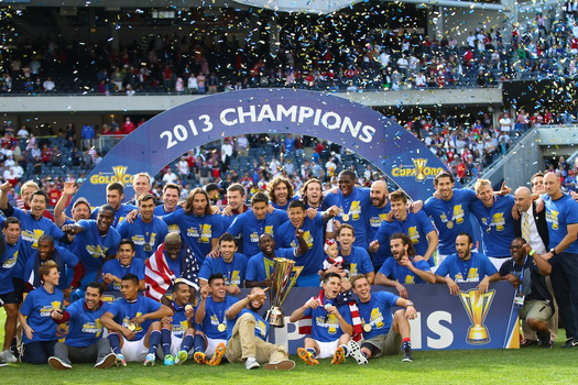 List of CONCACAF Gold Cup Winners