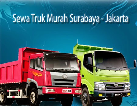 Sewa Truk  Murah Surabaya- Jakarta