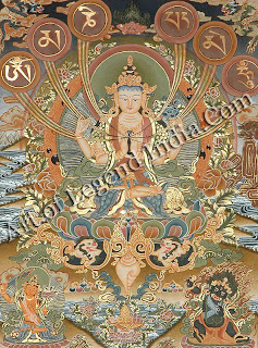 Yi Dam - Thangka Art