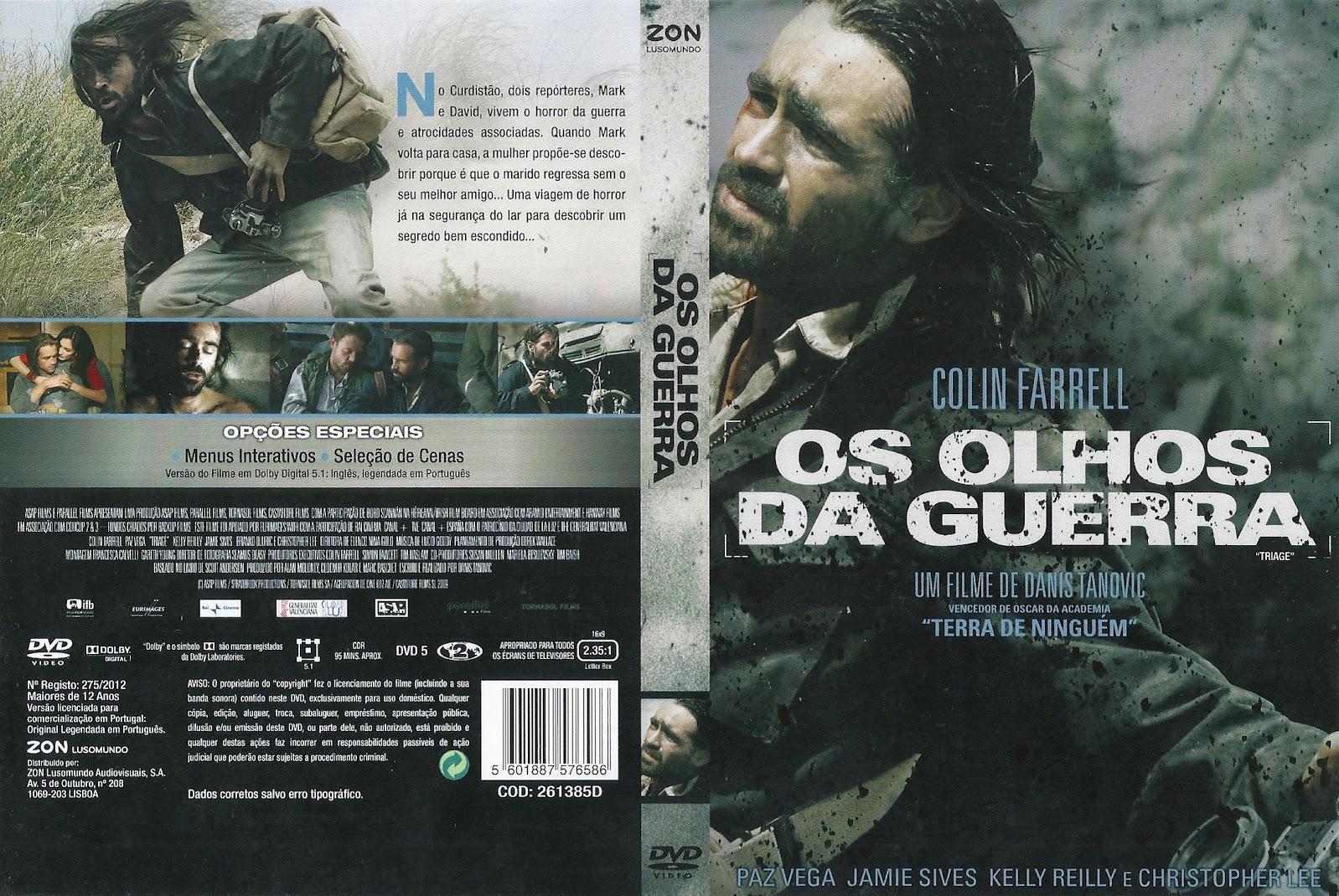 Filme Marcas Da Guerra pertaining to o ]capas dvd'z