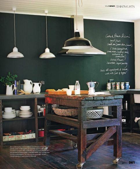Y un poco de dise o m s cocinas r sticas - Diseno de cocinas rusticas ...