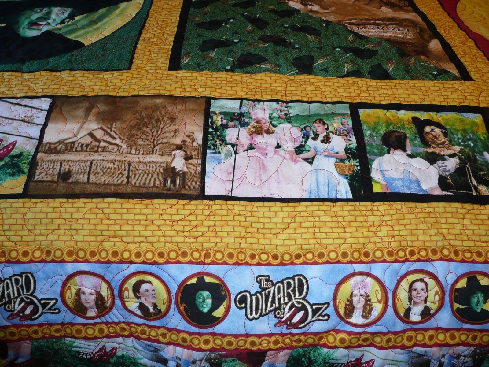 Acorn Ridge Quilting: Marge's Wizard of Oz Quilt : oz quilts - Adamdwight.com