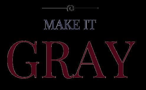 Make It Gray| lifestyle, uroda, moda