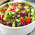 White Cheddar And Bacon Chopped Salad Recipe