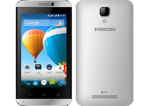 Spesifikasi dan Harga Evercoss Winner T3, Smartphone Android Lollipop 4G LTE Satu Jutaan