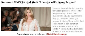 Summer 2015 Bridal Hair Trends with Amy Lopez!