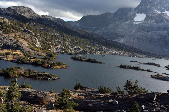 ansel adams wilderness thousand island lake