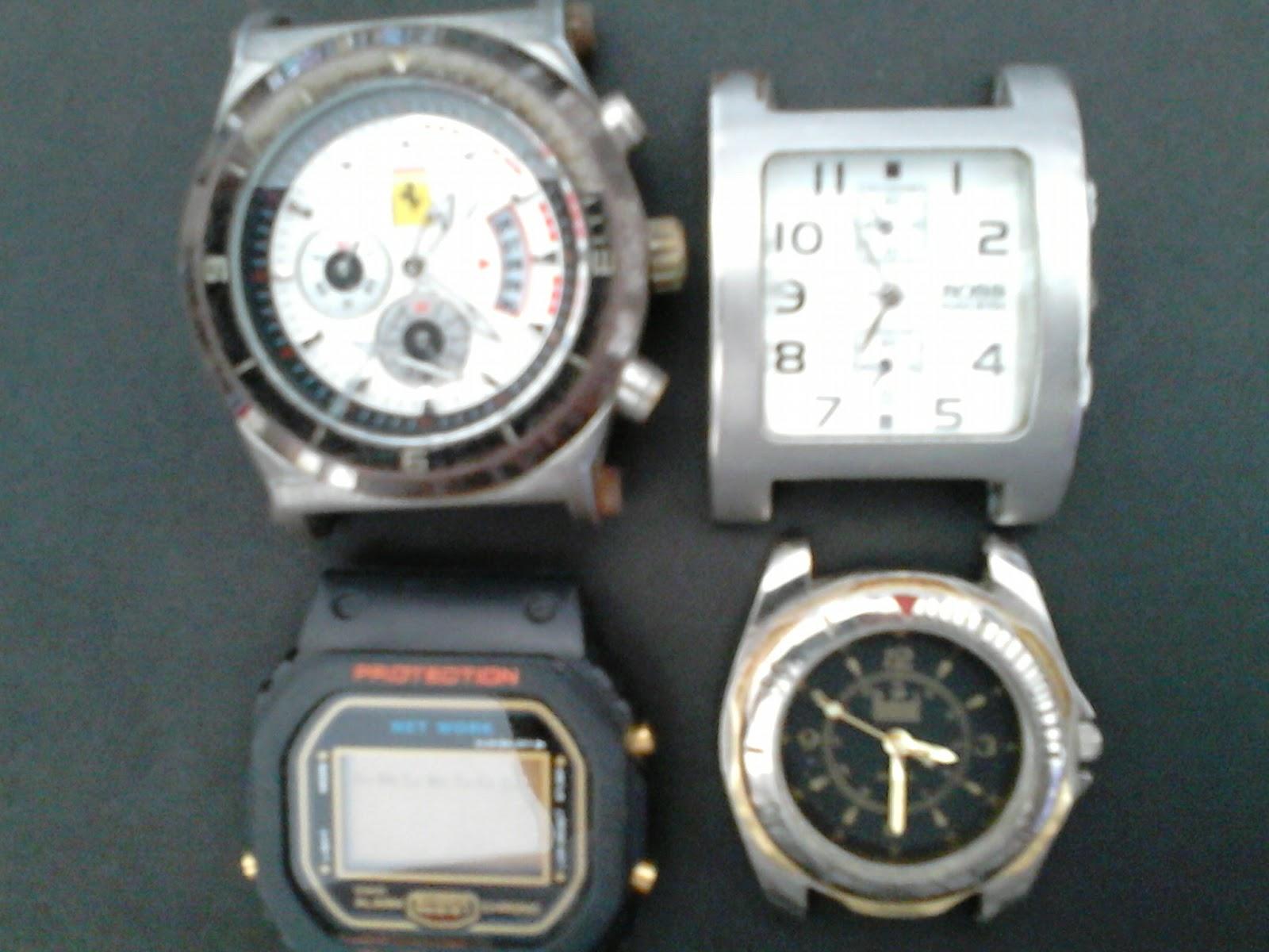 O porque de não se comprar relógios da China.   Relógios   Cia. b708e3d834