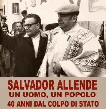 CLICK HERE UNDER -MOSTRA: SALVADOR ALLENDE. UN UOMO, UN POPOLO.