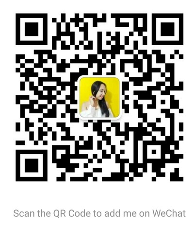 ADD ME ON WECHAT!
