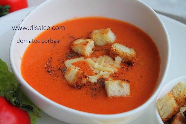 domatesli çorba