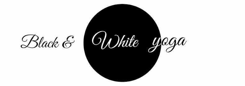 Black & White Yoga