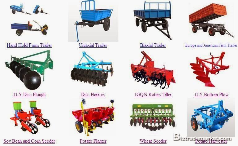 الالات الزراعية, معدات, المحراث, معلومات عن الالات الزراعية
