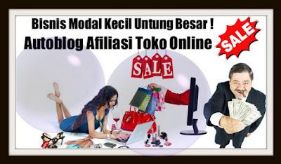 Bisnis Afiliasi Toko Online