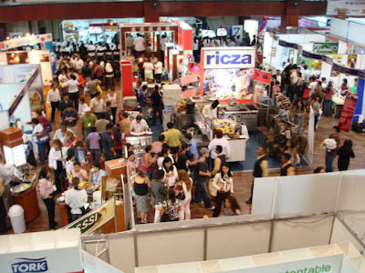 Alimentaria 2012,  200 stands y 92 expositores