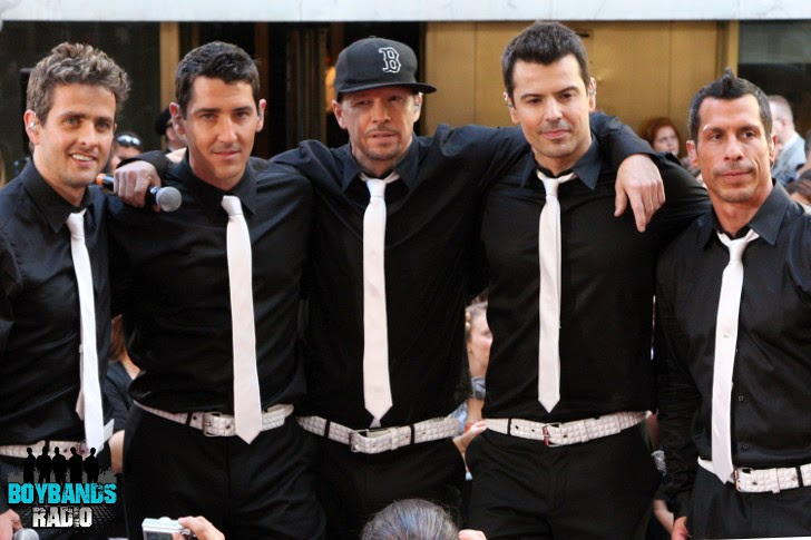 The first boyband of our era: New Kids On The Block on Boybands Radio.