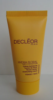 Decleor Hydra Floral Anti-Pollution Flower Nectar Moisturising Cream review