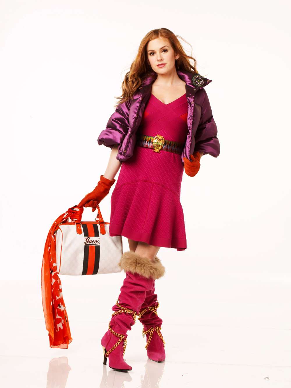 Isla Fisher Movies Isla Fisher as Rebecca