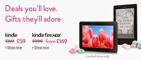 UK Valentine Day Limited Time Offer