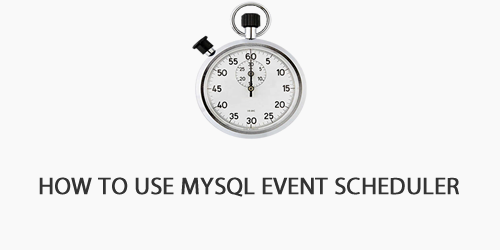 How to use Mysql Event Scheduler