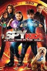 Mini Espias 4 (Spy Kids 4) (2011)